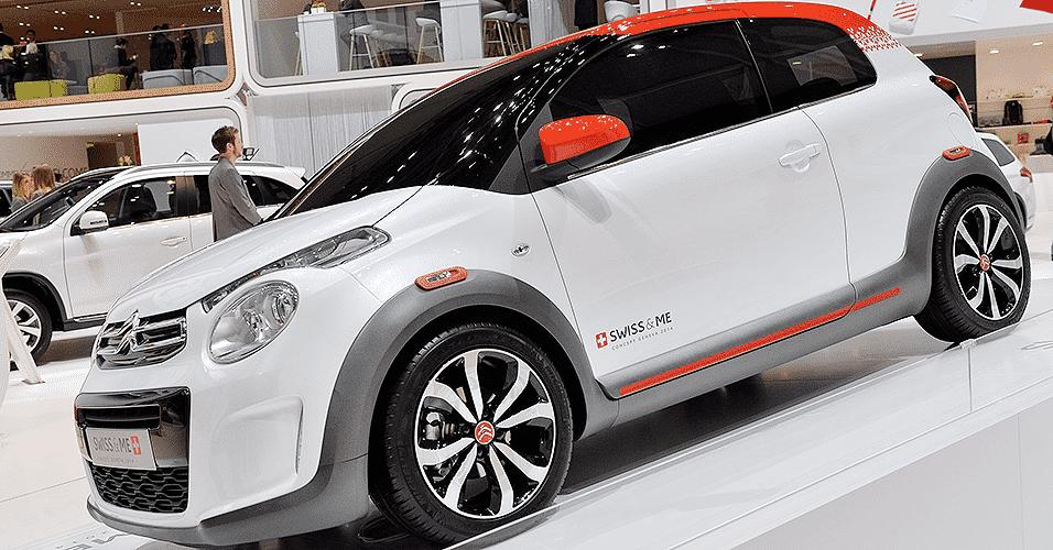Citroën C1 - Newspress