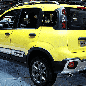 Fiat Panda Cross - Newspress