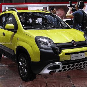 Fiat Panda Cross - André Deliberato/UOL