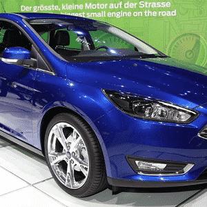 Ford Focus 2015 - Divulgação