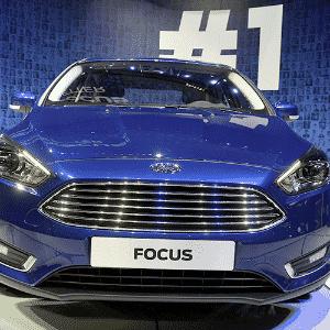 Ford Focus 2015 - AFP