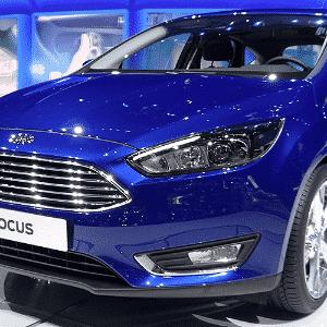 Ford Focus 2015 - André Deliberato/UOL