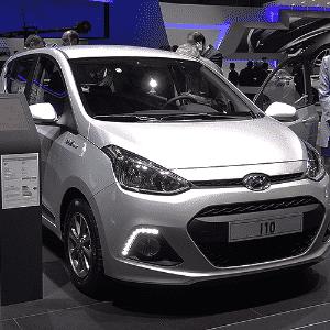 Hyundai i10 - André Deliberato/UOL