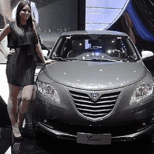 Lancia Ypsilon - André Deliberato/UOL