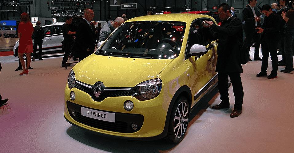 Renault Twingo - André Deliberato/UOL