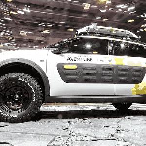 Citroën C4 Cactus Aventure - Arnd Wiegmann/Reuters