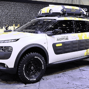 Citroën C4 Cactus Aventure - Newspress