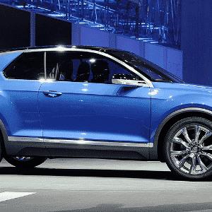 Volkswagen T-ROC Concept - Newspress
