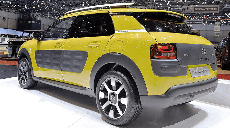 Citroën C4 Cactus - Newspress