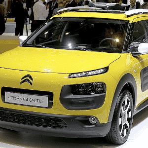 Citroën C4 Cactus - Arnd Wiegmann/Reuters