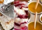 Vá para a cozinha com a criançada e prepare sobremesas refrescantes - Montagem/Fotos: Carol Milano/Divulgação