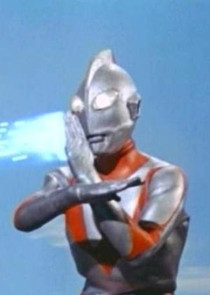 O super-herói japonês Ultraman - Reprodução