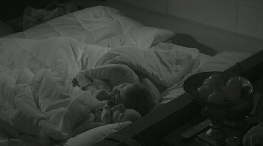 07.mar.2014 - Valter e Angela decretam que Aline vai para o paredão.