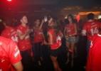 Tayla Ayala e Sophie Charlotte se divertem na pista de dança de camarote - Ag.News