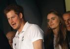 Príncipe Harry é visto com ex-namorada, dizem tabloides - REUTERS/Stefan Wermuth