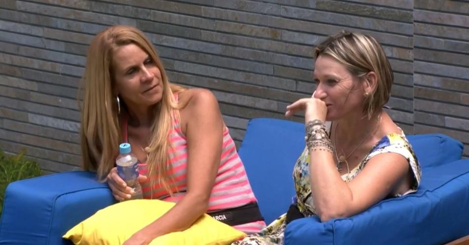 """""""Diego só foi emparedado"""", diz Márcia, mãe do carioca"""