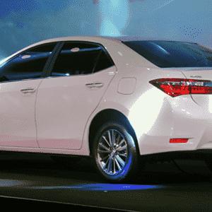 Toyota Corolla 2015 - André Deliberato/UOL