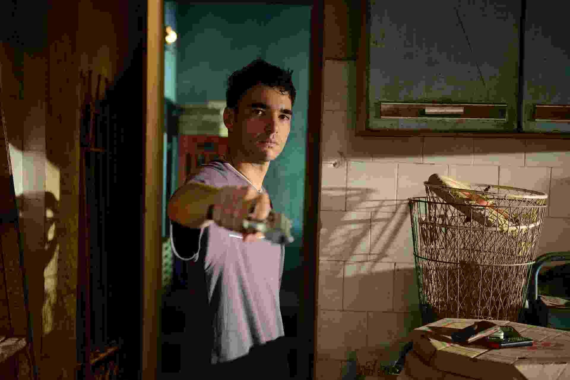 """Cena de """"Alemão"""", de José Eduardo Belmonte - Divulgação/Downtown Filmes"""