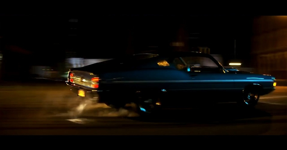 as referncias do filme de need for speed - Ford Gran Torino Need For Speed
