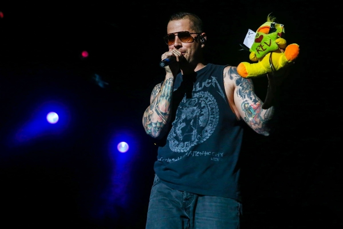 M Shadows 2014 Fotos: Avenged Sevenfo...