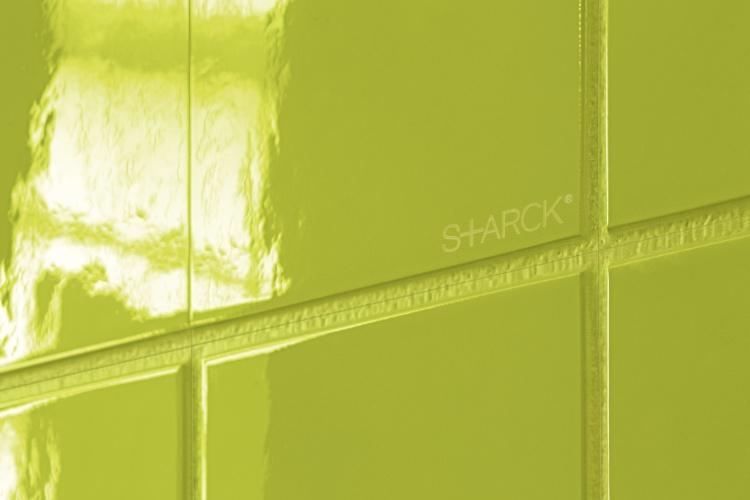 A italiana Ceramica Sant'agostino (www.ceramicasantagostino.it) levou para a 12ª edição da Expo Revestir a linha Flexible Architecture, assinada pelo designer francês Philippe Starck