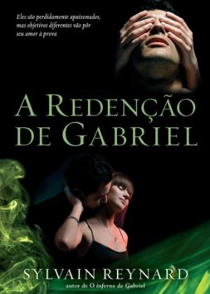 """Capa de """"A Redenção de Gabriel"""" - Reprodução"""