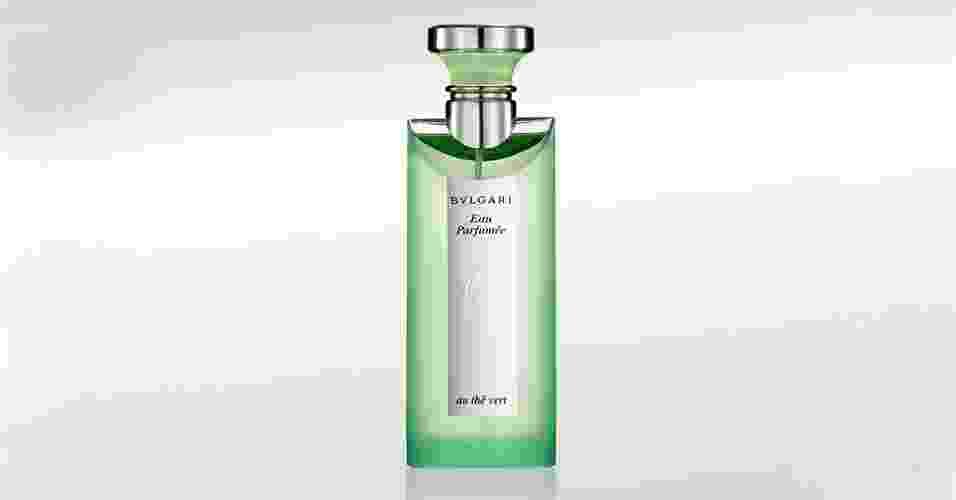 Perfumes de verão - Eau Parfumée au Thé Vert, Bulgari - Divulgação