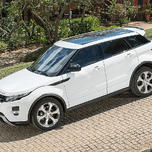 Range Rover Evoque 9 marchas - Divulgação