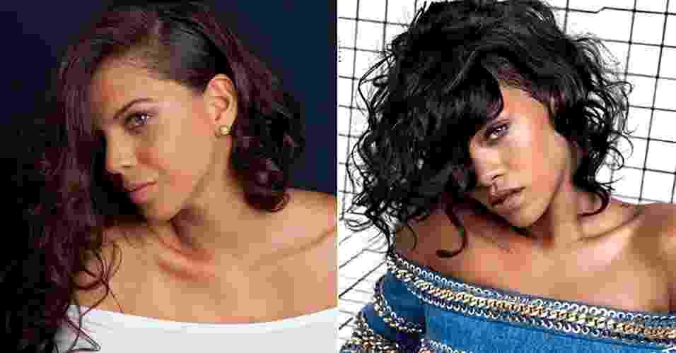 Visual Rihanna: abre - Fabiano Cerchiari/UOL