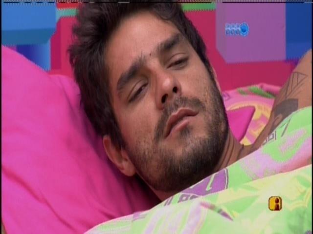 16.mar.2014 - Diego opina sobre a situação de Marcelo e Angela: