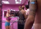 """Veja fotos do 61º dia de confinamento do """"BBB14"""" - Reprodução/TV Globo"""