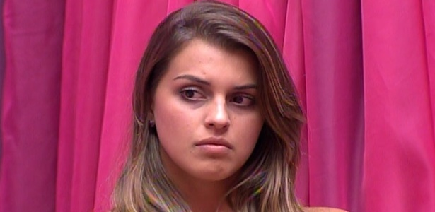 Sobre o episódio, em que Cássio acusou Marcelo de abuso, Angela optou por não se manifestar