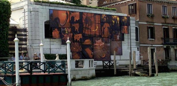 Fachada do museu Peggy Guggenheim, em Veneza, Itália - Monica Zarattini/Divulgação