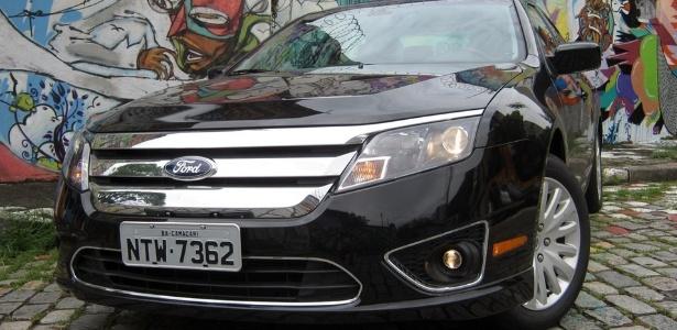 Ford Fusion de geração anterior, vendido até 2012, está envolvido em novo chamado - Carpress