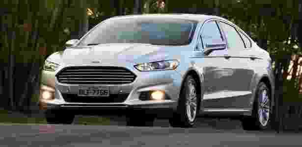 Ford Fusion 2014 - Murilo Góes/UOL - Murilo Góes/UOL