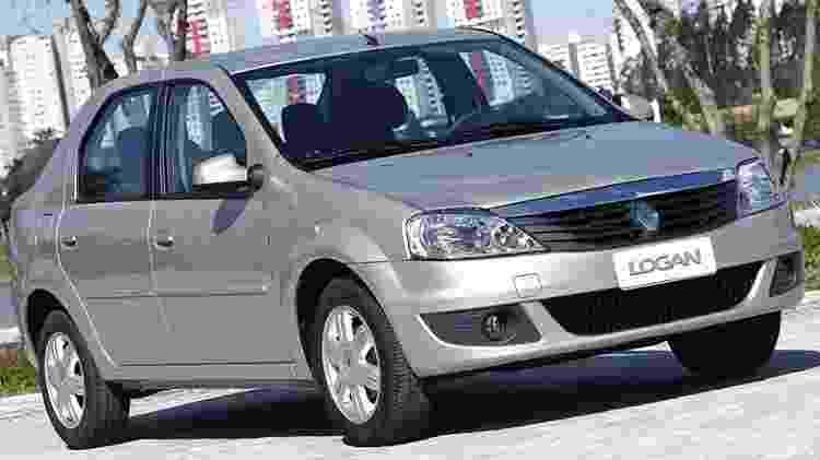 Renault Logan - Divulgação - Divulgação