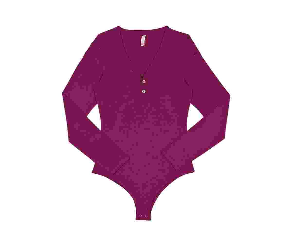 Body em viscose e algodão; R$ 53,82, da Marialicia (www.marialicia.com) | Preço pesquisado em março de 2014 e sujeito a alteração. - Divulgação
