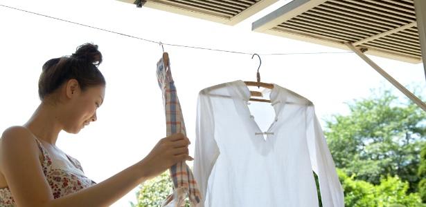 Pequenos cuidados durante a lavagem e a secagem da roupa garantem uma vida útil maior às peças - Thinkstock