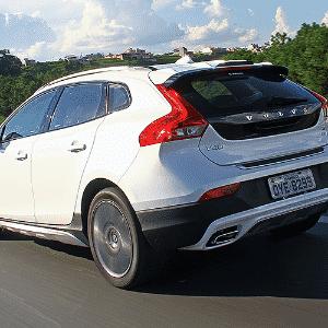 Volvo V40 Cross Country - Divulgação