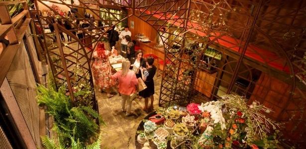A primeira edição da feira Casar realizada no Belo Horizonte aconteceu entre 5 e 7 de setembro de 2013 - Divulgação