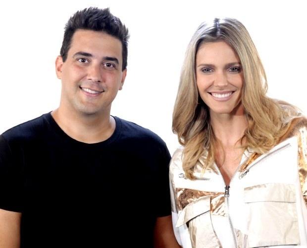 Ao vivo, André Marques e Fernanda Lima apresentarão reality show musical