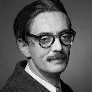 Retrato de Jânio Quadros (1954) do fotógrafo Chico Albuquerque