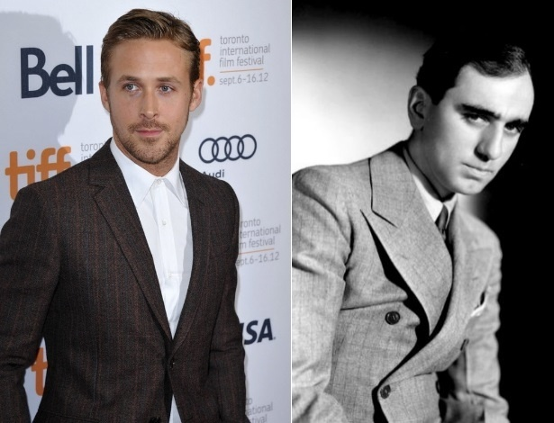 Ryan Gosling e Busby Berkeley - EFE/Reprodução