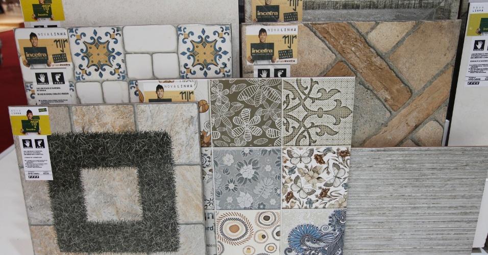 A Incefra (www.incefra.com.br) apresentou na 20ª edição da Feicon Batimat (Salão Internacional da Construção), em cartaz de 18 a 22 de março de 2014, em São Paulo, a nova linha de revestimentos cerâmicos para piso e parede