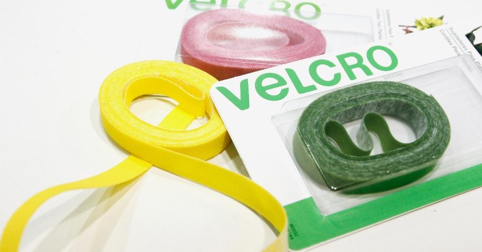 De volta ao Brasil, a Velcro Company (www.velcro.com) trouxe seus produtos à 20ª edição da Feicon Batimat (Salão Internacional da Construção), em cartaz de 18 a 22 de março de 2014, em São Paulo. Um dos lançamentos da empresa é a fita com