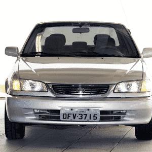 Toyota Corolla XEi 1.8 2002/02 - Murilo Góes/UOL