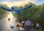 Em 'Rio 2', ararinha Blu deixa a paisagem carioca e viaja à Amazônia