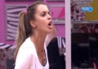"""Veja fotos do 69º dia de confinamento do """"BBB14"""" - Reprodução/TV Globo"""