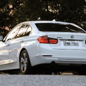 BMW 320i ActiveFlex - Murilo Góes/UOL