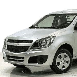 Chevrolet Montana LS 2014 - Divulgação